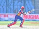 Babar Azam struck a half-century in the chase, Karachi Kings v Multan Sultans, PSL 2021, Karachi, February 27, 2021