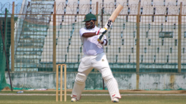 Yasir Ali top-scored for the Bangladesh Emerging Team with 92