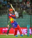 Mohammad Nabi reached his half-century in 30 balls, Karachi Kings v Lahore Qalandars, PSL 2021, Karachi, February 28, 2021