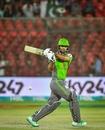 Fakhar Zaman pulls with authority, Karachi Kings v Lahore Qalandars, PSL 2021, Karachi, February 28, 2021