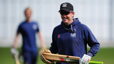 Ian Harvey has been Gloucestershire's assistant coach since 2015