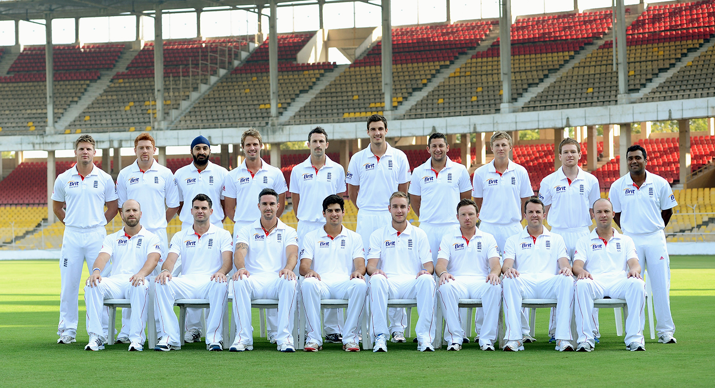 The 2012-13 England squad was the last to beat India in a Test series at home