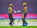 Ravi Bopara and Sherfane Rutherford added 82, Karachi Kings v Peshawar Zalmi, PSL 2021, Karachi, March 3, 2021