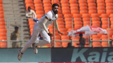 Mohammed Siraj has shown versatility and potency in his international career so far