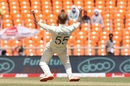 Ben Stokes celebrates after trapping Rohit Sharma, India vs England, 4th Test, Ahmedabad, 2nd Day, March 5, 2021