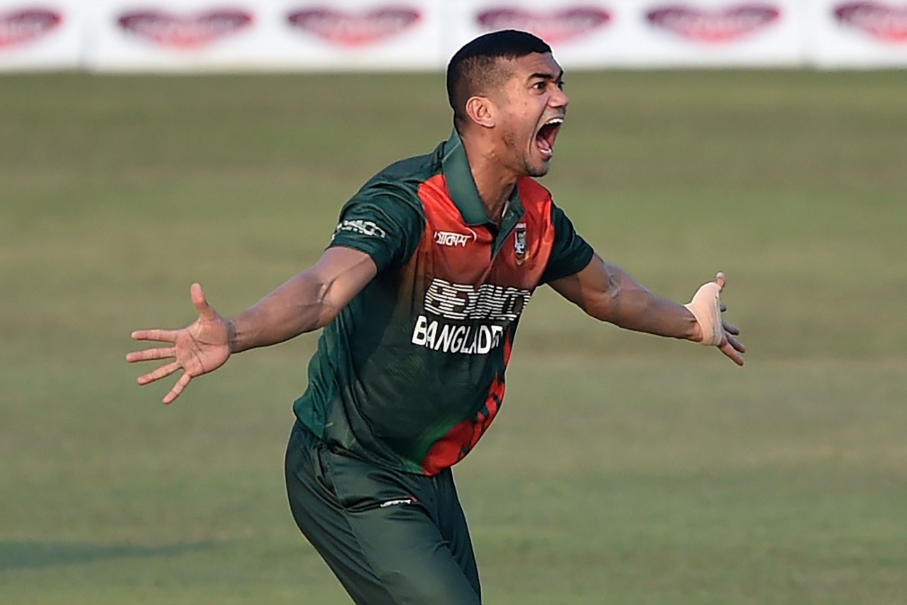 Bangladesh in New Zealand - Taskin Ahmed won't go away wondering what might have been