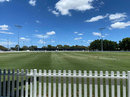 Ian Healy Oval in Brisbane