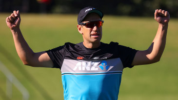 Ross Taylor had recovered from a hamstring injury