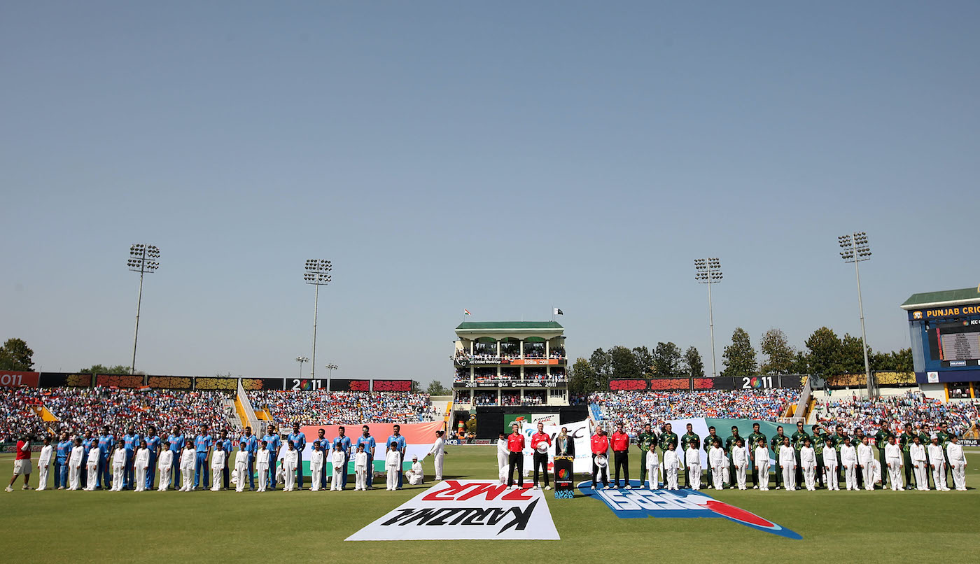 Everyone has a stake in an India-Pakistan World Cup match
