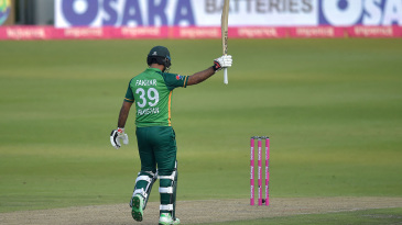 Fakhar Zaman's magnificent 193 came in a losing cause