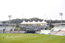 Hampshire and Sussex take part in a pre-season friendly, Ageas Bowl, April 1, 2021