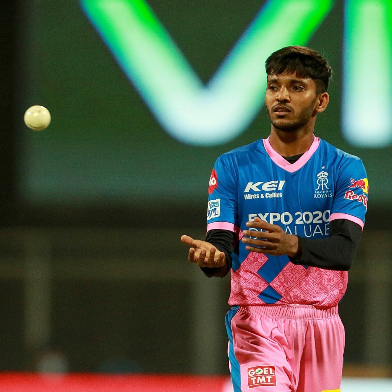 Rajasthan Royals vs Punjab Kings - IPL 2021 - Chetan Sakariya overcame  personal tragedy to make it to the IPL