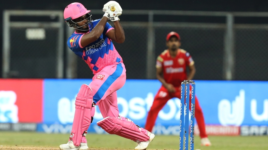 Sanju Samson, with 119 off 63, took Rajasthan Royals to within one six of a win