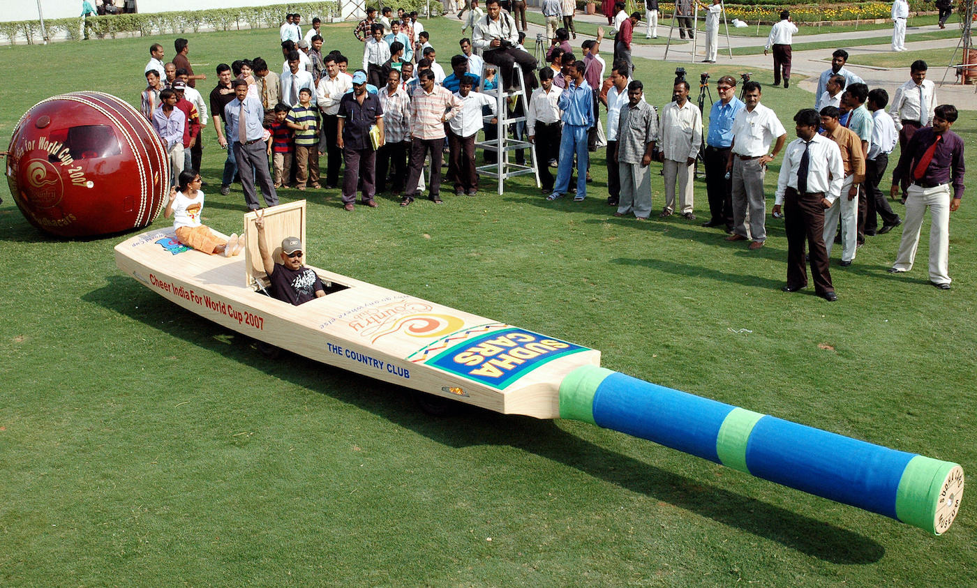 Batmobile, but make it cricket