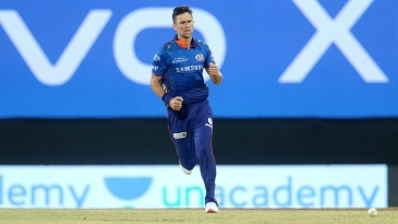 Trent Boult took two wickets in the final over of the match