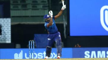 Kieron Pollard lifted Mumbai Indians in the last over