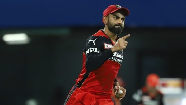 Virat Kohli had a lot to be pleased about