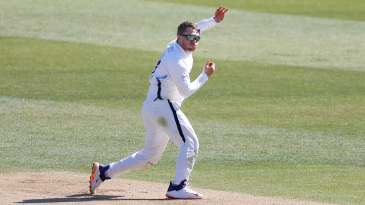 Dom Bess enjoyed his best day in a Yorkshire shirt