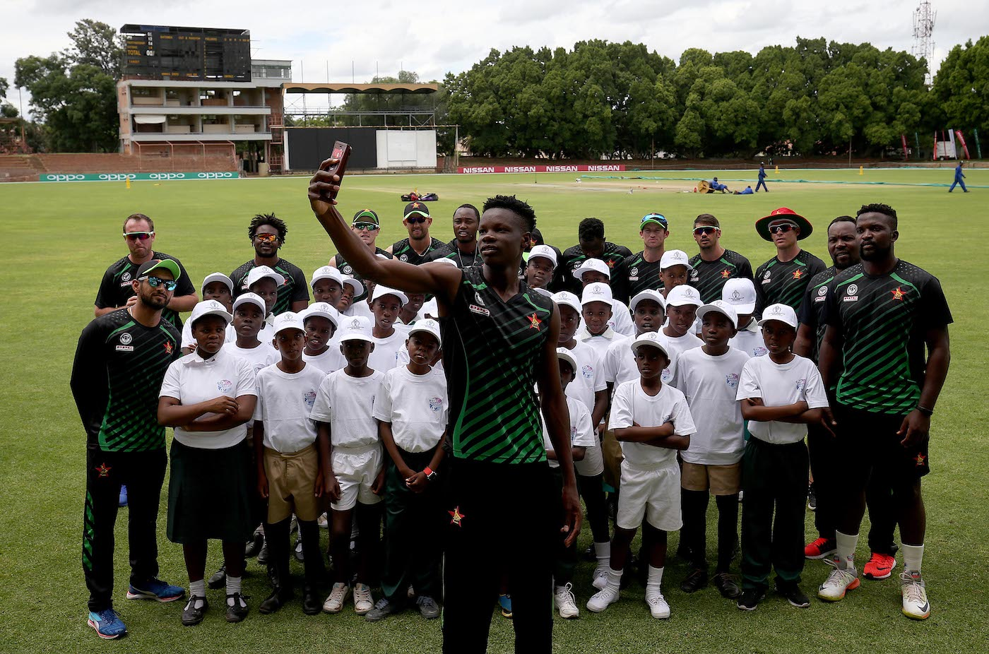 Count your blessings: might Muzarabani be the torchbearer for the next generation of Zimbabwean fast bowlers?
