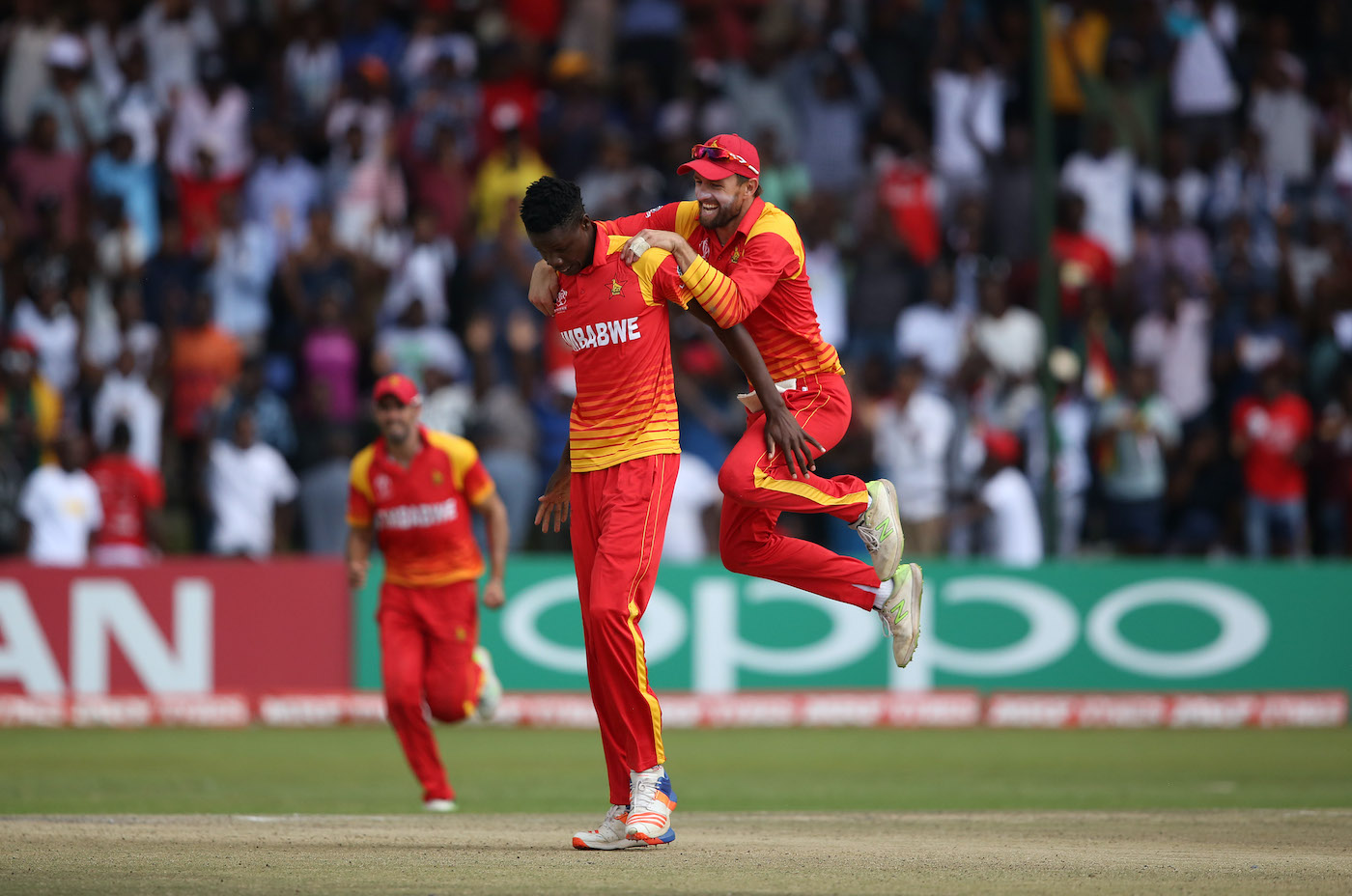 Fans packed the stadiums for the qualifiers to see Muzarabani, and Zimbabwe, almost make it to the 2019 World Cup proper