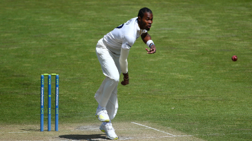 Jofra Archer continued his comeback from injury