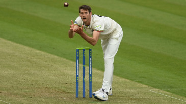 David Payne got among the wickets
