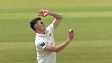 Nathan Gilchrist took four wickets