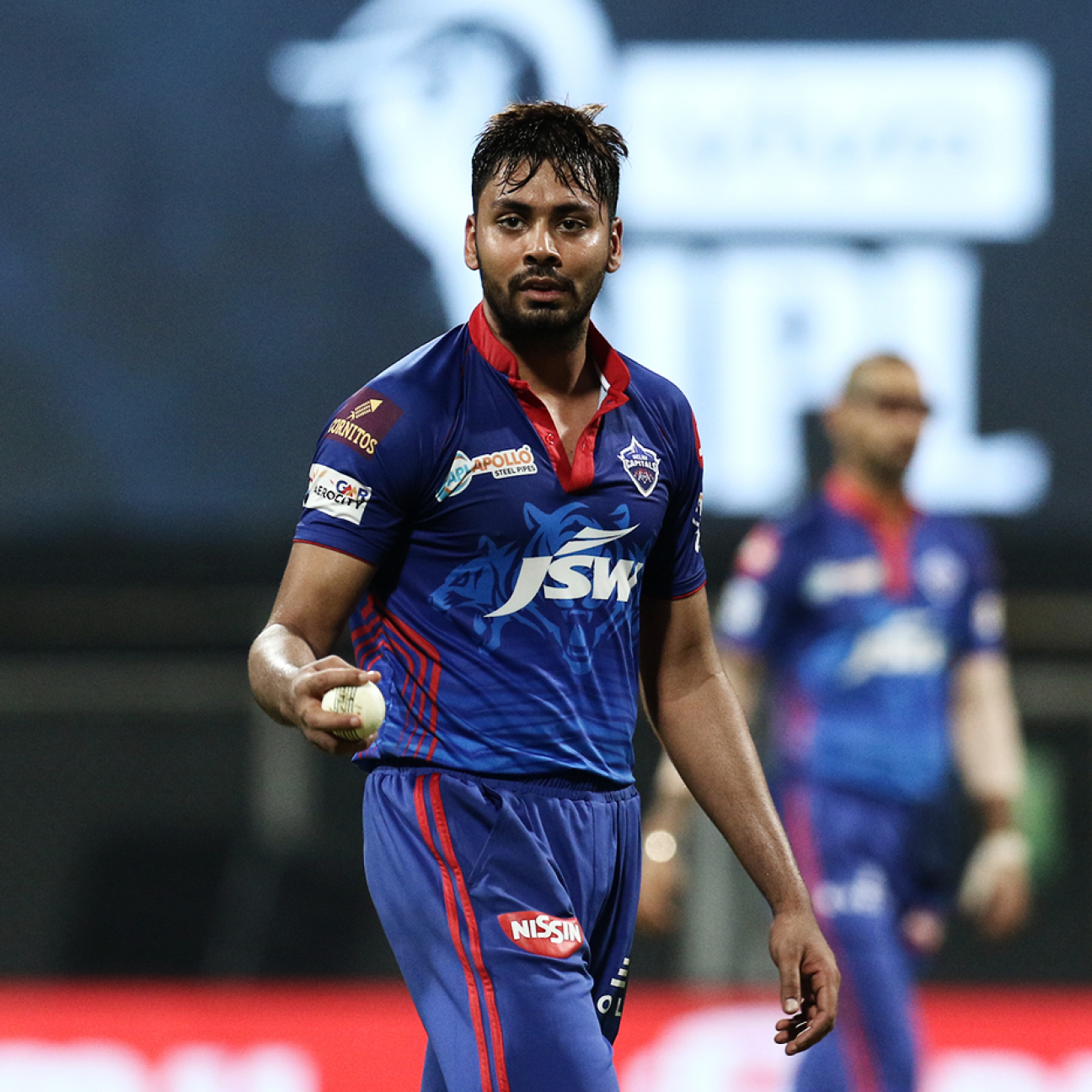 Young Delhi Capitals fast bowler Avesh Khan is ready for the next level