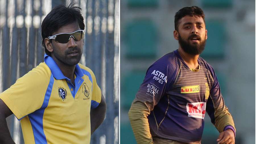 L Balaji and Varun Chakravarthy have recovered from covid-19
