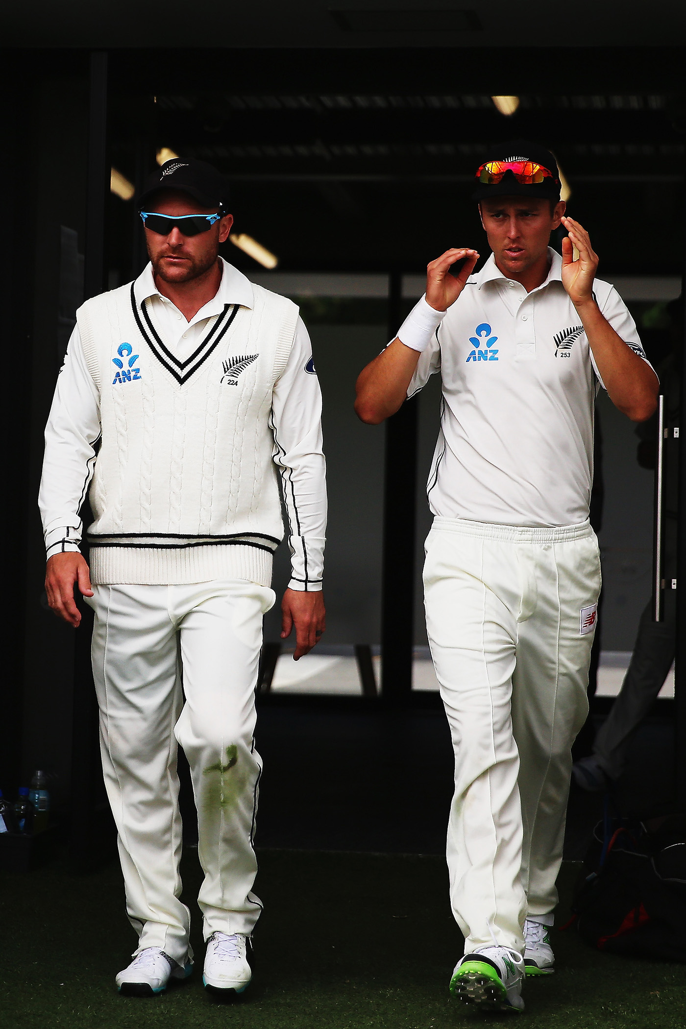 Brendon McCullum on Boult, who took 121 wickets at 29.15  in 31 Tests under his leadership: