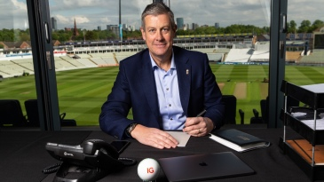 Ashley Giles, the ECB director of men's cricket, says there hasn't yet been an official request from the BCCI to amend England's schedule