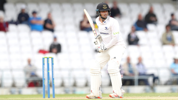 Danial Ibrahim became the youngest cricketer to make a half-century in the 131-year history of the County Championship
