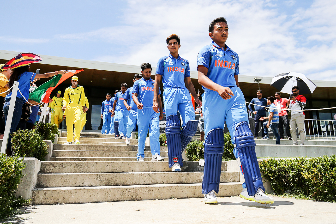 In India, the primary focus of the processes leading up to selection for the U-19 World Cup is not winning the tournament but rather spotting players who have what it takes to succeed at higher levels