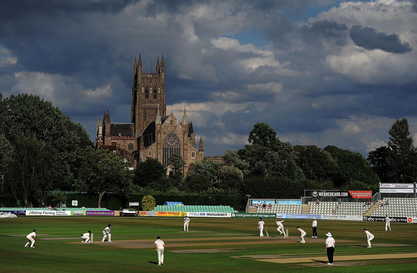 England Lions vs India A in Worcester in 2018. A-team cricket has been a major priority for the Indian board and its role as a proving ground has been recognised