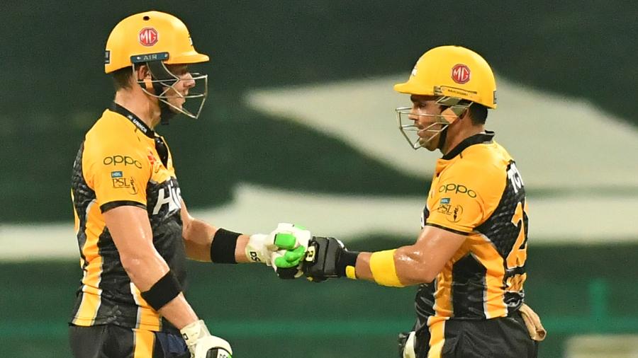 David Miller and Kamran Akmal put on 125 off 73 balls
