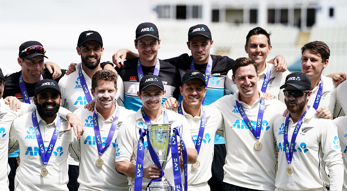Earlier this month New Zealand made six changes to their XI at Edgbaston and still won the Test inside four days to clinch their first series win in England since 1999