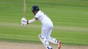 Shafali Verma picks one away