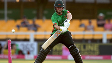 Scott Steel was signed by Leicestershire from Durham after impressing in white-ball