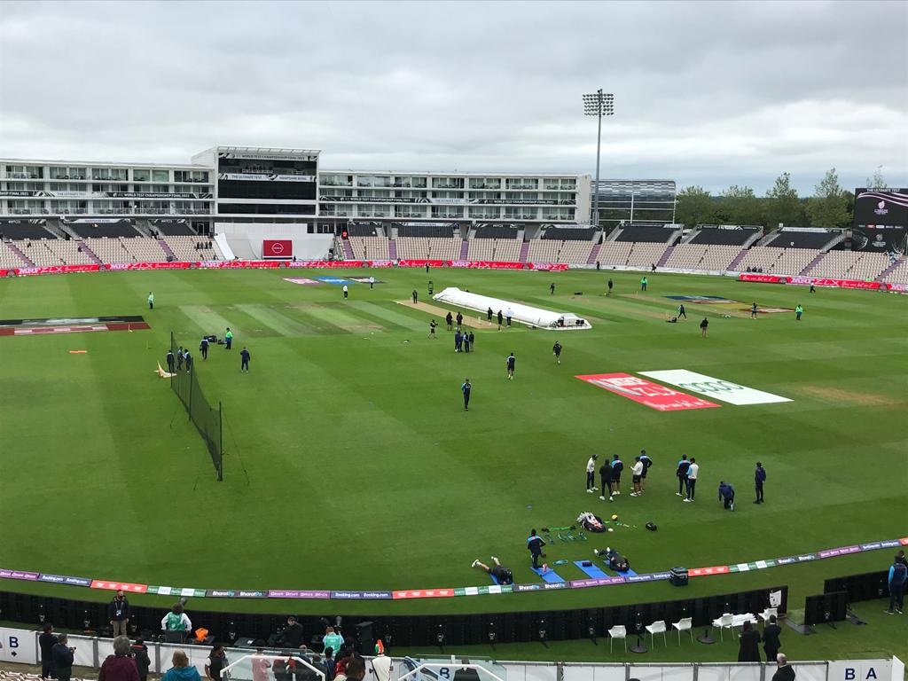 Live Report – India vs New Zealand, WTC final, Southampton, 2nd day