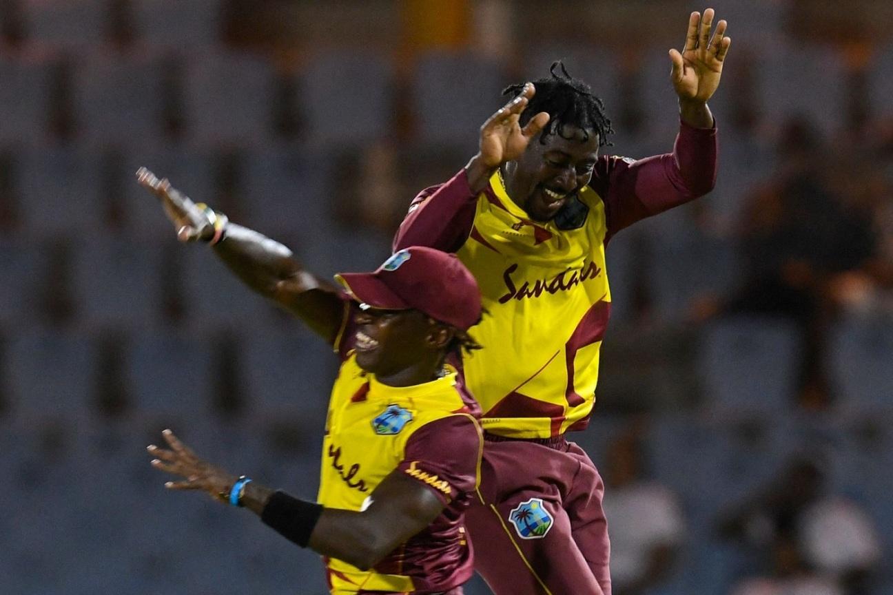 Recent Match Report West Indies Vs Australia 1st T20i 2021 Espncricinfo Com