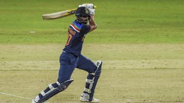 Deepak Chahar struck a fifty at No. 8