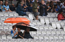 Rain delayed the start in the men's game, London Spirit vs Oval Invincibles, The Hundred, Lord's, July 25, 2021