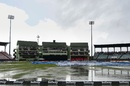 The Providence Stadium wears a flooded look, West Indies vs Pakistan, 3rd T20I, Guyana, August 1, 2021