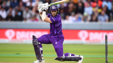 David Willey played an aggressive hand