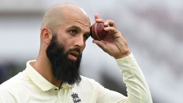 Moeen Ali got his chance at Lord's