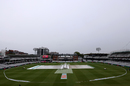 The covers were on ahead of Hundred Finals Day, Southern Brave vs Oval Invincibles, Women's Hundred final, Lord's, August 21, 2021
