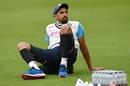 Ishant Sharma at a training session, England vs India, 4th Test, London, September 1, 2021