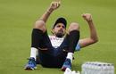 Ishant Sharma warms up, The Oval, London, September 1, 2021