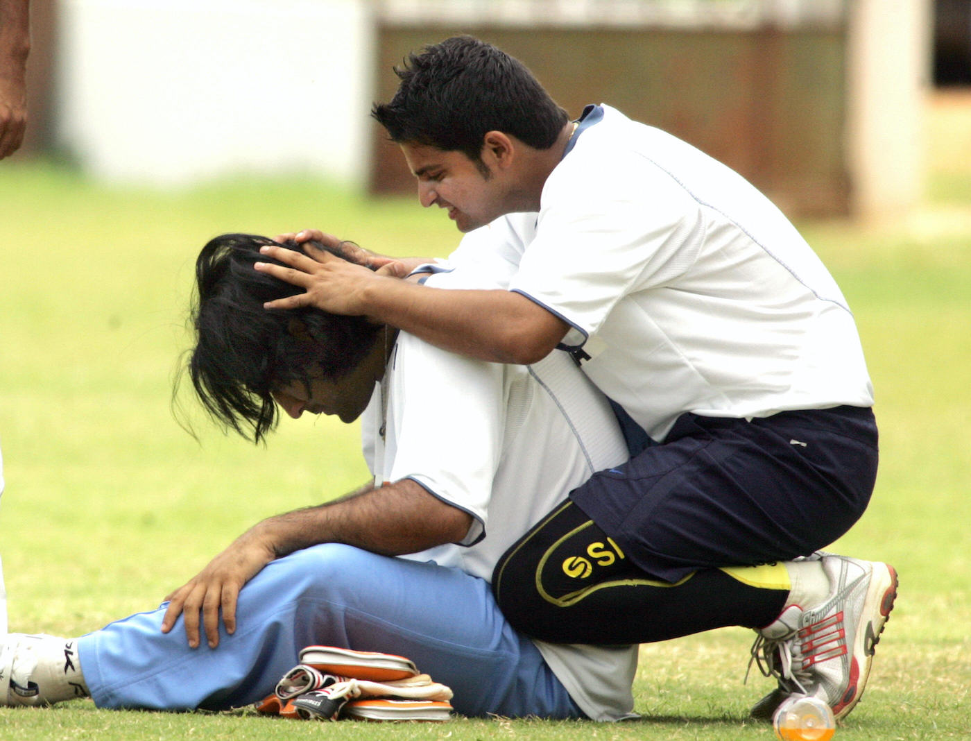 The real reason Dhoni decided to get rid of his straight perm