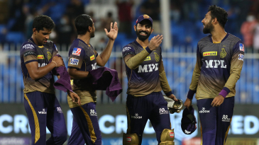 The 86-run win not only took Knight Riders to 14 points, their NRR got a massive boost in the process too